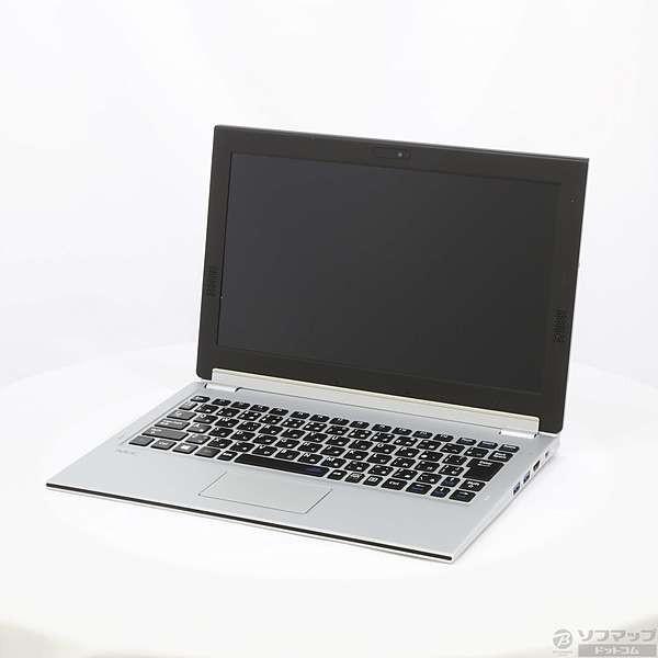 NEC PC-HZ300FAS ノートパソコン LAVIE Hybrid ZERO [11.6型 /intel Core m3 /eMMC:128GB /メモリ:4GB /2016年9月モデル]の画像