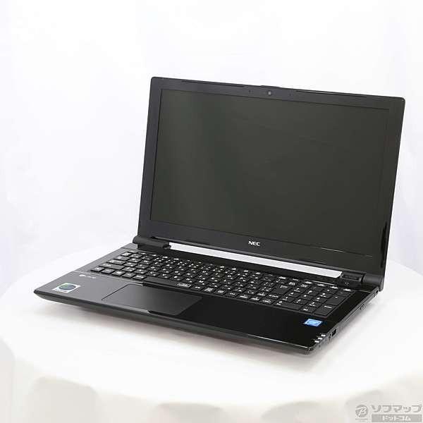 NEC PC-NS150HAB ノートパソコン LAVIE Note Standard スターリーブラック [15.6型 /intel Celeron /HDD:1TB /メモリ:4GB /2017年7月モデル]の画像