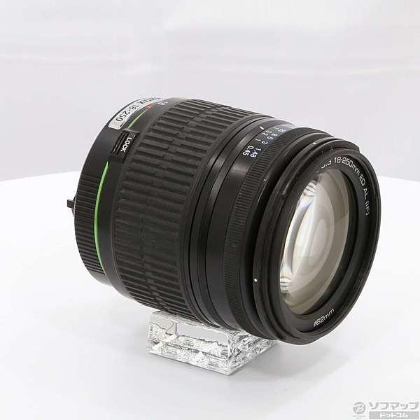 〔〕ペンタックス PENTAX DA 18-250mm F3.5-6.3 ED AL (IF)