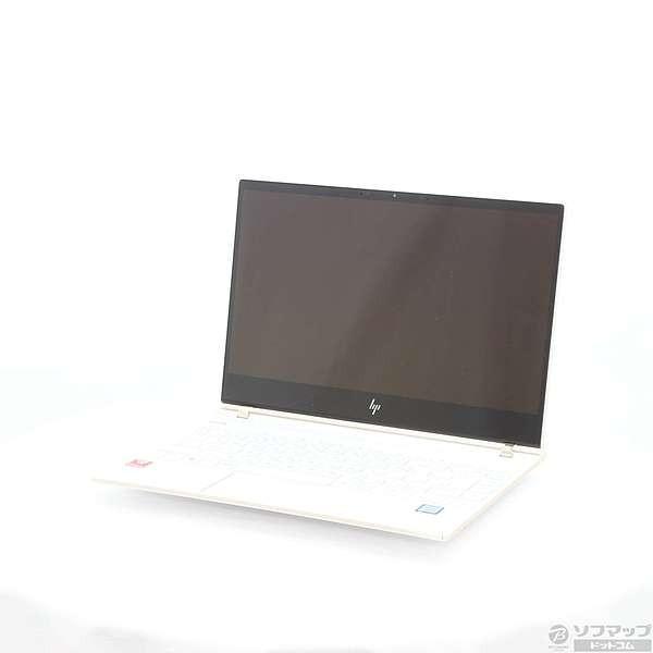 HP 2YB36PA-AAAA ノートパソコン Spectre 13-af018TU セラミックホワイト [13.3型 /intel Core i5 /SSD:256GB /メモリ:8GB /2017年11月モデル]の画像