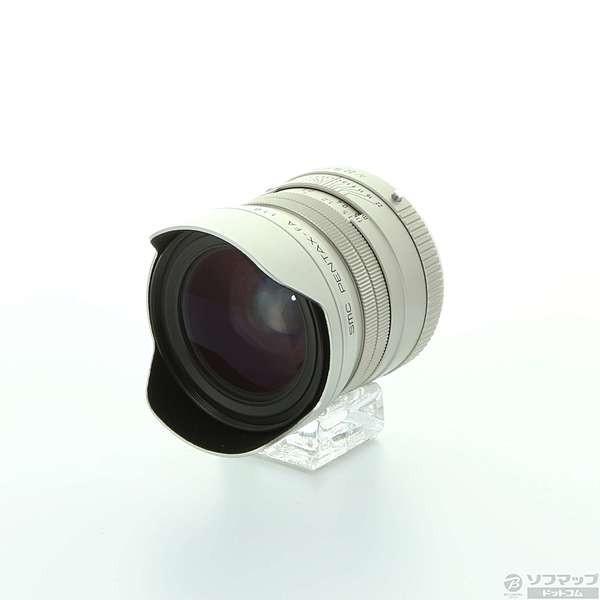 〔中古〕ペンタックス PENTAX FA 31mm F1.8 AL Limited (シルバー) (レンズ)