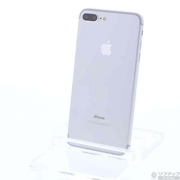 iPhone7 Plus 32GB シルバー (MNRA2J/A) SoftBankの画像