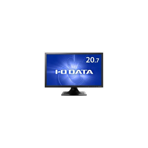 I-O DATA 20.7型ワイド 液晶モニター ブラック LCD-MF211ESBの画像