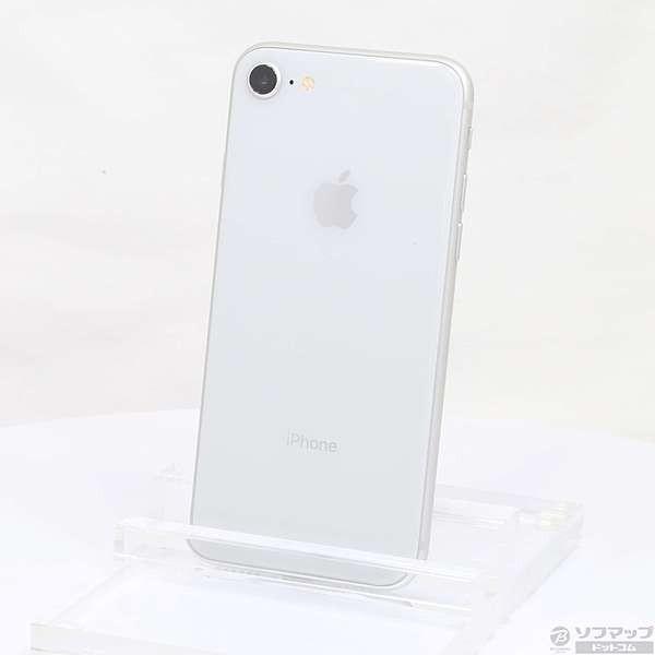 中古〕Apple(アップル) iPhone8 64GB シルバー MQ792J/A SoftBank ...