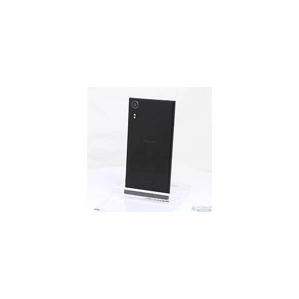 Xperia XZs SO-03J 32GB ブラック docomoの画像