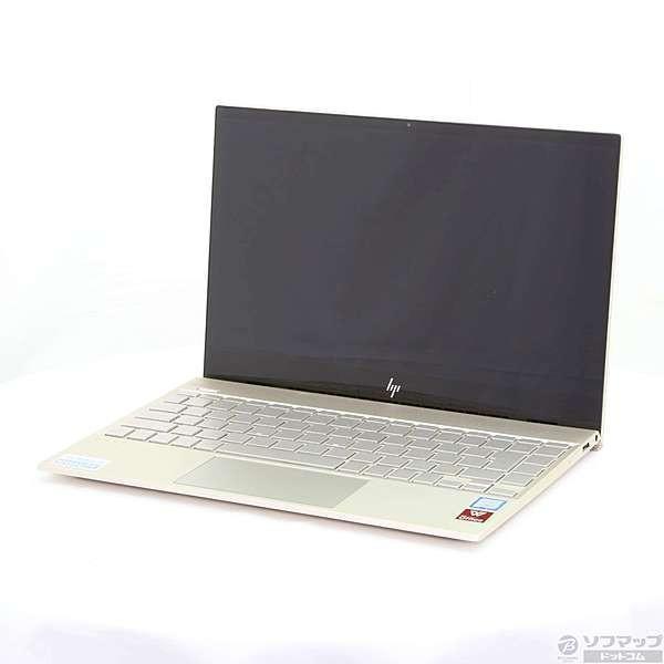 HP ENVY 13-ah0011TU 4JA37PA-AAAA シルクゴールドの画像