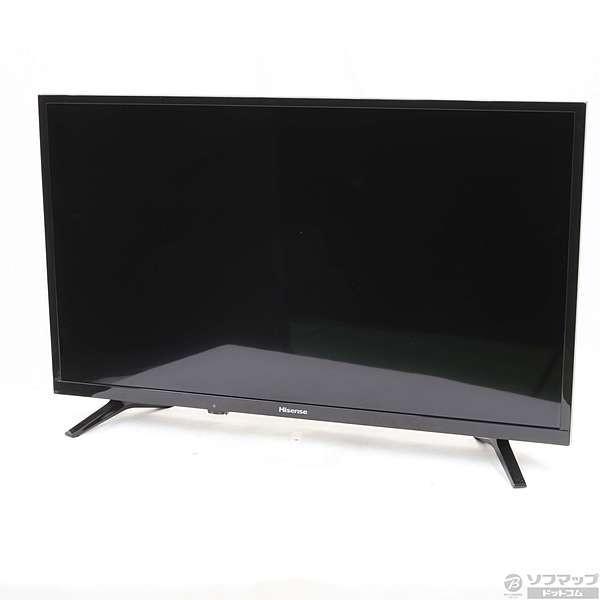 ハイセンス・ジャパン 32V型 液晶テレビ 32A50 ピアノブラックの画像