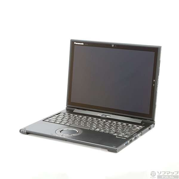 Panasonic CF-XZ6CFKQR ノートパソコン Let's note(レッツノート) XZシリーズ【LTE対応モデル】 ブラック [12.0型 /intel Core i5 /SSD:256GB /メモリ:8GB /2019年春モデル]の画像