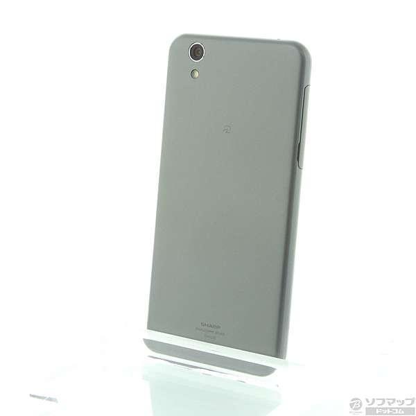 AQUOS L2 16GB ブラック SIMフリーの画像
