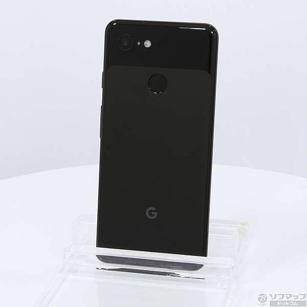 Pixel 3 64GB ジャストブラック docomoの画像