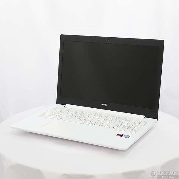 NEC PC-NS500MAW-2 ノートパソコン LAVIE Note Standard(NS500/MAシリーズ)【ビックカメラグループオリジナル】 カームホワイト [15.6型 /intel Core i5 /HDD:1TB /Optane:16GB /メモリ:8GB /2019年春モデル]の画像