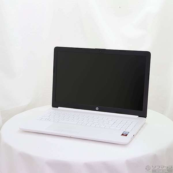 HP 15-da0093TU 4QM63PA-AAAA ピュアホワイト [intel Core i5 /メモリ:8GB]の画像