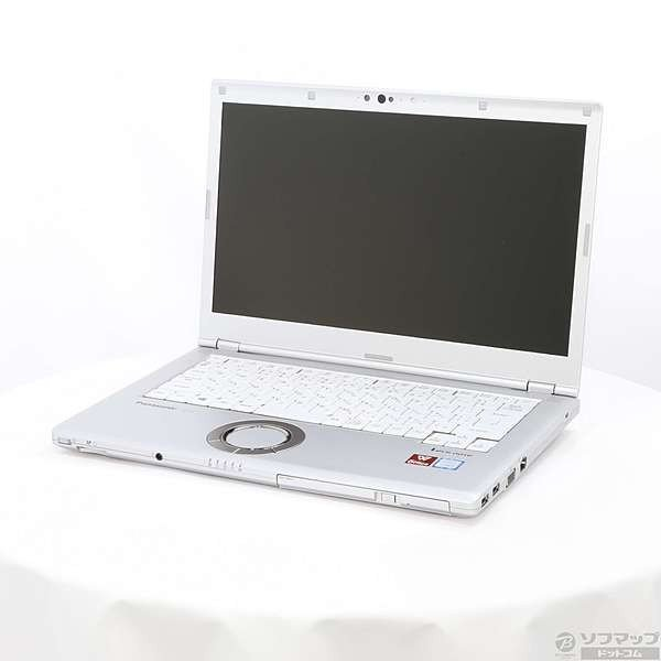 Panasonic CF-LV7CDGQR ノートパソコン Let's note(レッツノート) LVシリーズ シルバー [14.0型 /intel Core i5 /SSD:256GB /メモリ:8GB /2019年春モデル]の画像