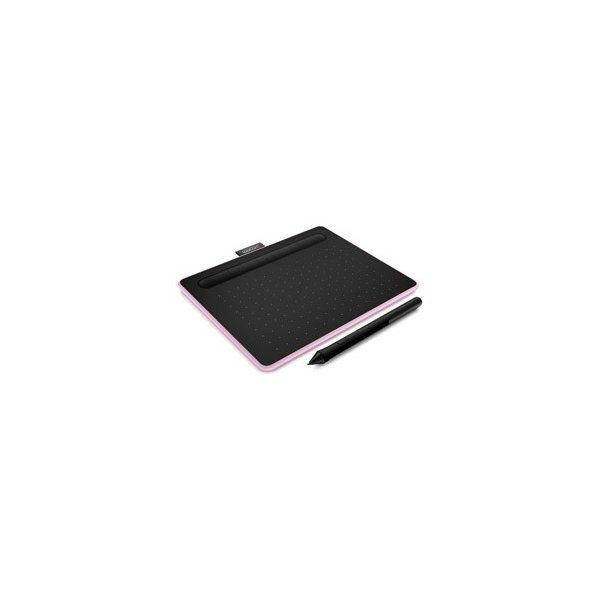 ワコム Wacom Intuos Small ワイヤレス ピンク CTL-4100WL/P0 ベリーピンクの画像