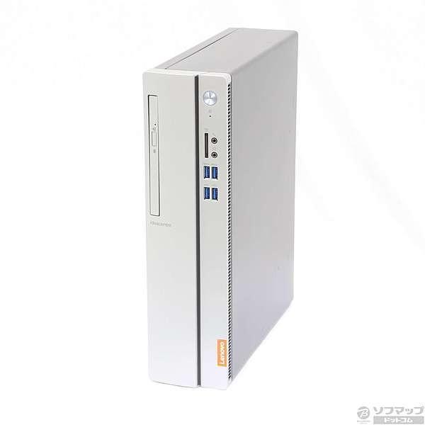 90GB00KUJP デスクトップパソコン ideacentre 510S [モニター無し /HDD:2TB /メモリ:8GB /2018年7月]の画像