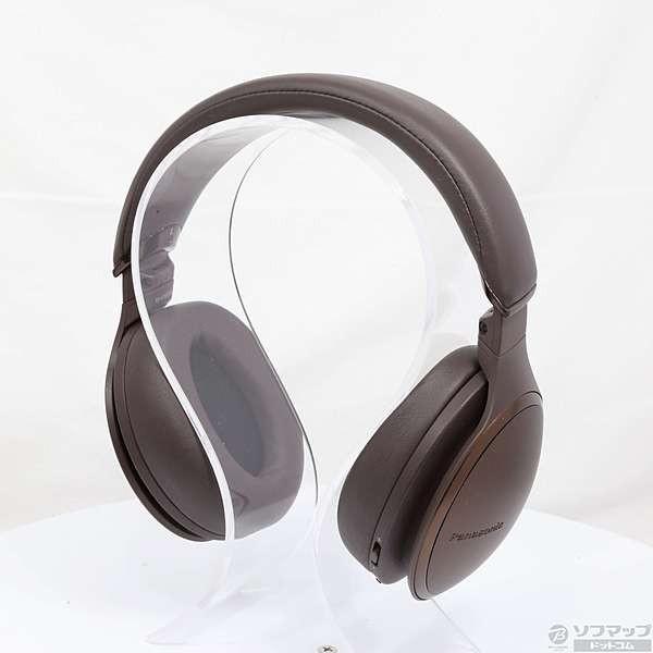 パナソニック Bluetoothヘッドホン RP-HD600N-T マルーンブラウンの画像
