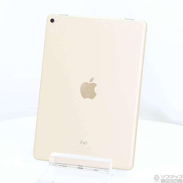 iPad Pro 9.7インチ Retinaディスプレイ Wi-Fiモデル MLN12J/A (256GB・ゴールド)(2015)の画像