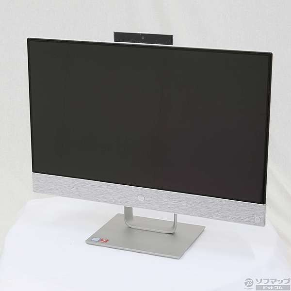 2NK44AA-AAEK デスクトップパソコン Pavilion ブリザードホワイト [23.8型 /HDD:2TB /メモリ:8GB /2018年4月]の画像