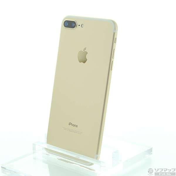 iPhone7 Plus 32GB ゴールド (MNRC2J/A) SIMフリーの画像