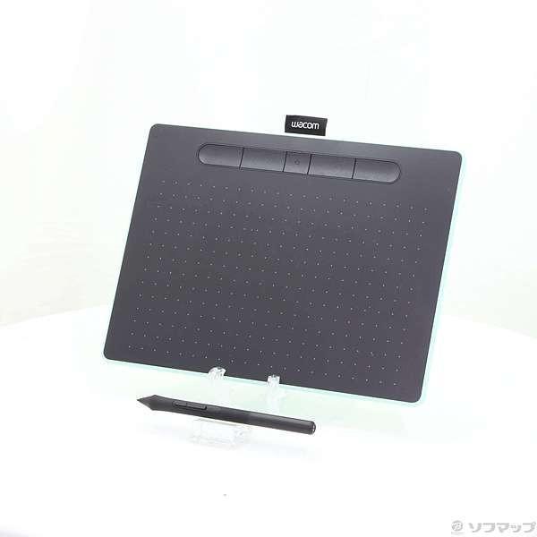 ワコム Wacom Intuos Medium ワイヤレス グリーン CTL-6100WL/E0 ピスタチオグリーンの画像