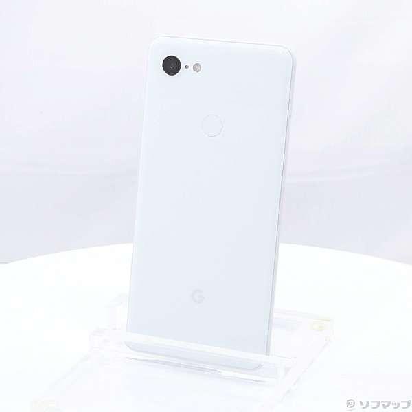 Pixel 3 XL 64GB クリアリーホワイト SoftBankの画像
