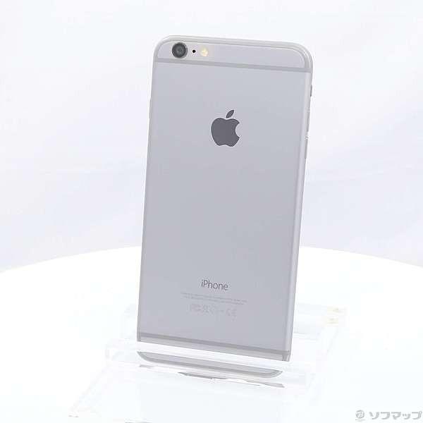 iPhone6 Plus 16GB スペースグレイ (MGA82J/A) SIMフリーの画像