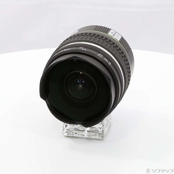 〔中古〕PENTAX(ペンタックス) 〔展示品〕 smc-PENTAX-DA FISH-EYE 10-17mm F3.5-4.5 ED (レンズ)〔中古セール〕