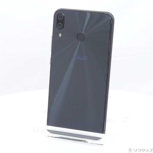 ZenFone 5 16GB シャイニーブラック SIMフリーの画像