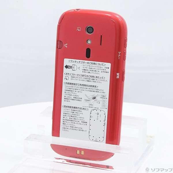 らくらくスマートフォン 4 F-04J 16GB ピンク docomoの画像