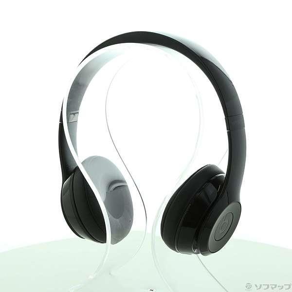 Beats Solo3 WLS MNEN2PA/A グロスブラックの画像