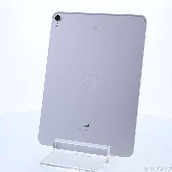 APPLE 11インチiPad Pro Wi-Fi 256GB SLMTXR2J/A シルバーFace IDやUSB-Cに対応した11型iPadの画像