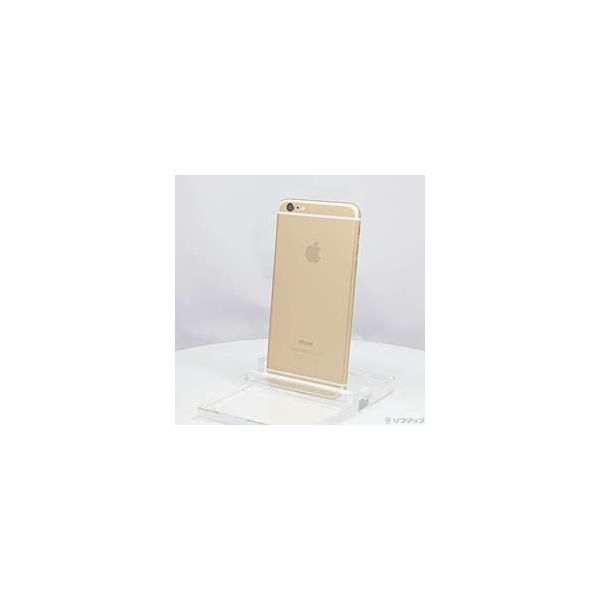 iPhone6 Plus 128GB ゴールド (MGAF2J/A) SIMフリーの画像