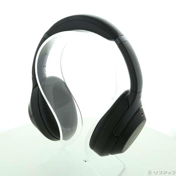 ソニー Bluetoothヘッドホン WH-1000XM3BM ブラックの画像