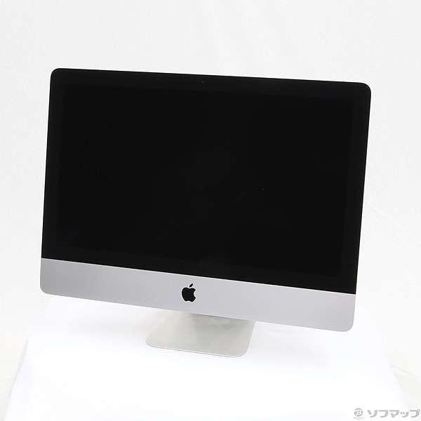iMac 21.5-inch 2.7GHz 8GB 1TB Intel Iris Proの画像