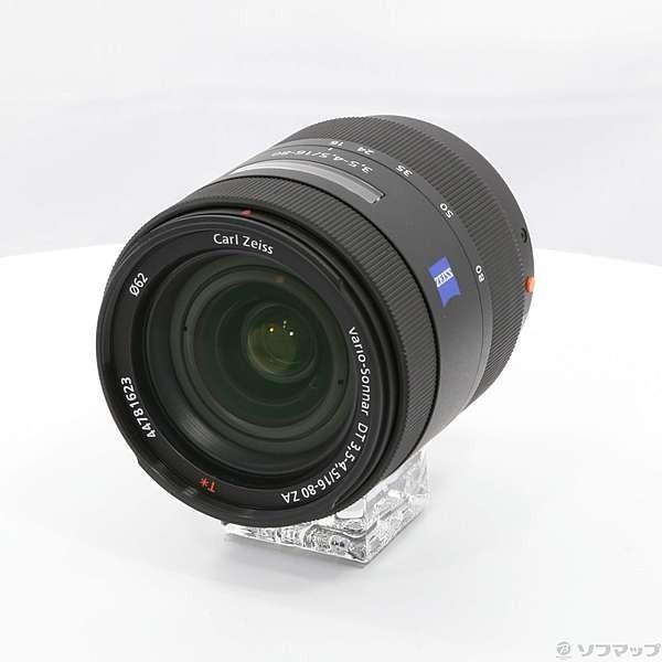 〔中古〕SONY(ソニー) 〔展示品〕 Vario-Sonnar T DT 16-80mm F3.5-4.5 ZA (SAL1680Z)(レンズ)〔03/23(月)新入荷〕
