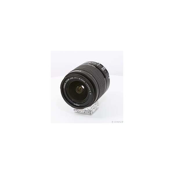 〔中古〕Canon(キヤノン) Canon EF-S 18-55mm F3.5-5.6 IS II