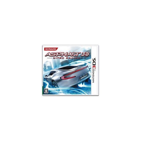 〔中古〕コナミデジタルエンタテインメント ASPHALT 3D NITRO RACING 〔3DS〕〔05/25(月)新入荷〕