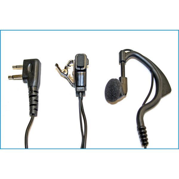 FRC 特定小電力トランシーバー ET-20X・XG用イヤホンマイク ET-20XEM