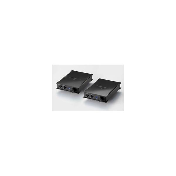 ORB ポータブルヘッドホンアンプ 2セット JADE next Ultimate bi power HD650-Balanced (Black) JNUBIPHD650B
