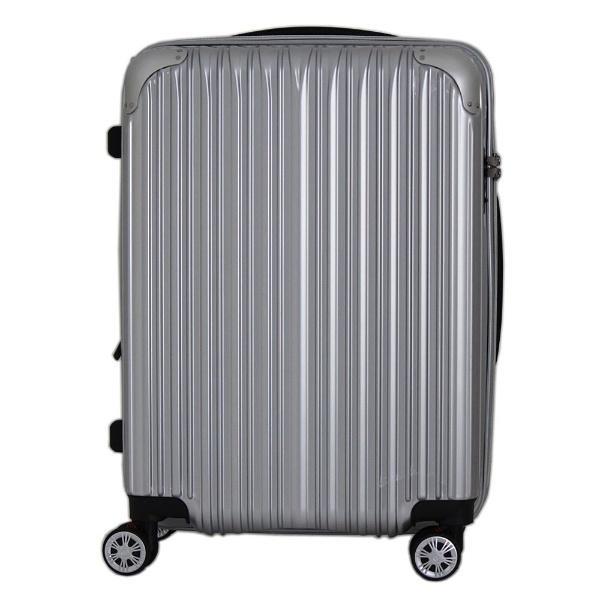シフレ TSAロック搭載スーツケース(62-68L) TRI2035-56 シルバー