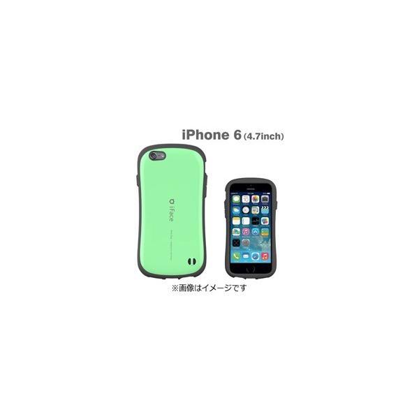 Hamee iFace First Classケース ミント〔iPhone 6s/6用〕の画像