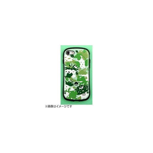 Hamee ポケットモンスター/ポケモン iFace First Classケース くさタイプ〔iPhone 7用〕の画像