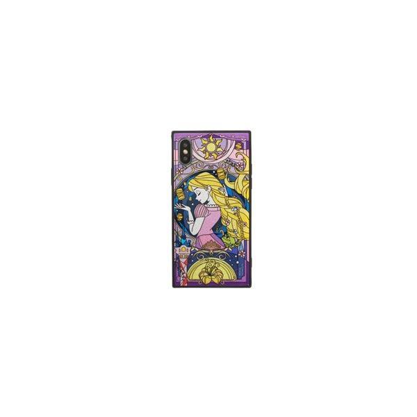 bfe7635a53 Hamee [iPhone XS/X専用]ディズニーキャラクター TILEケース(ラプンツェル/グリッター