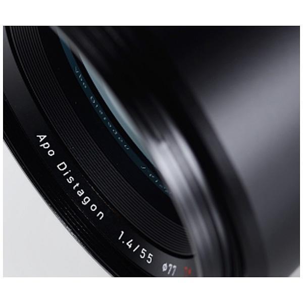 カールツァイス カメラレンズ Otus 1.4/55 ZE【キヤノンEFマウント】 [代引不可]