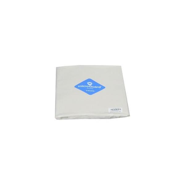 テクセット 【ボックスシーツ】ミクロガードスタンダード セミダブルサイズ(ポリエステル100%/120×200×28cm/ベージュ)