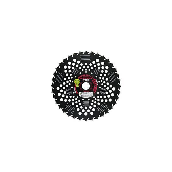山真製鋸 草刈チップソー キングコブラ PRO 衝撃吸収&消音タイプ YAMASHIN  KCP-230