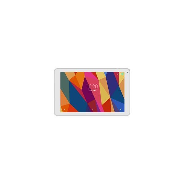 恵安(KEIAN) KWP10R ホワイト 10型タブレット メモリ1GB ストレージ8GB 防水IPX5