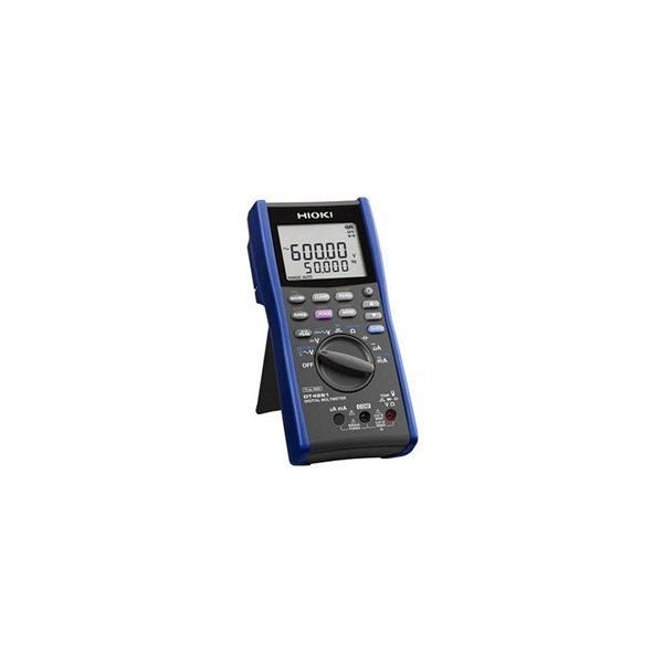 日置電機 デジタルマルチメータ(A端子なし) DT4281