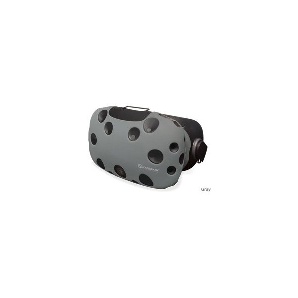 HYPERKIN Hyperkin Gelshell Head Mounted Display Silicone Skin for HTC VIVE (Gray) M07200-GR