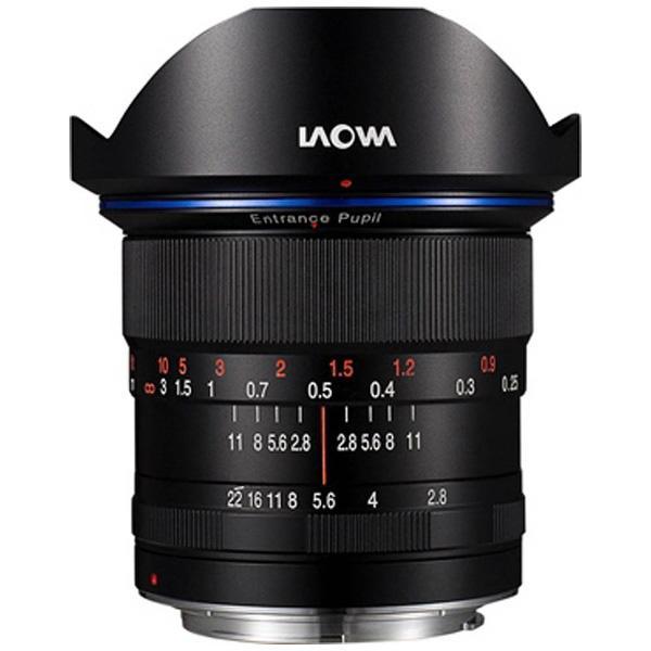 LAOWA カメラレンズ 12mm F2.8 Zero-D【ソニーA(α)マウント】